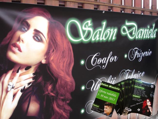 Banner Salon