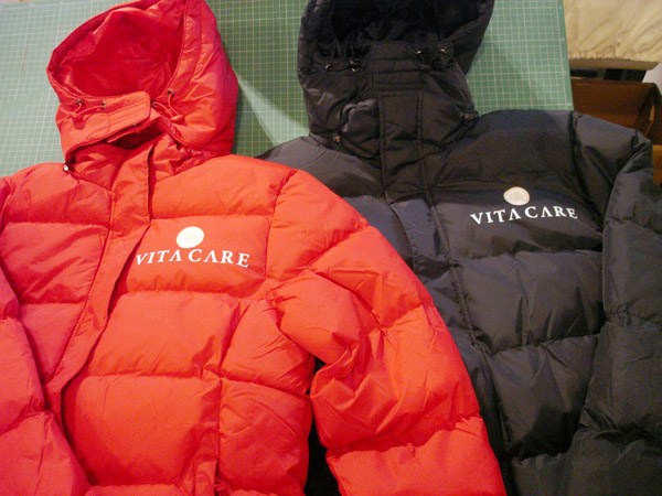 Personalizare jachete prin transfer termic