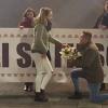 Banner frontlit publicitar cerere casatorie