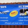 Bannere publicitare de exterior autogara