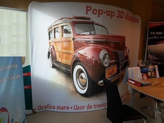 pop-up 3 D