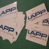Print stickere cu decupare pe contur lapp
