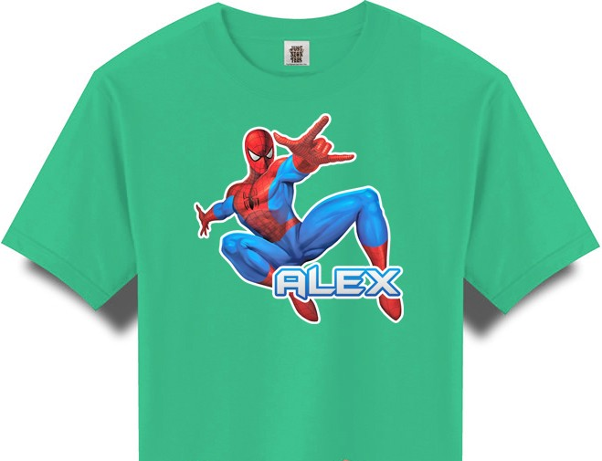 tricou_spiderman